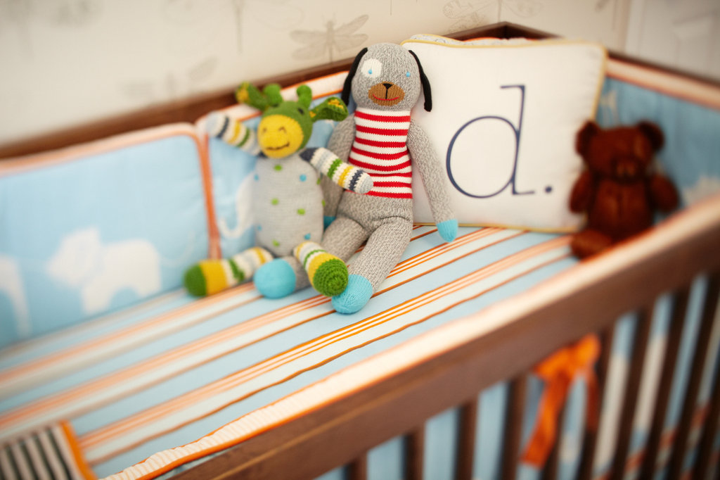 Baby Boy's Bedding