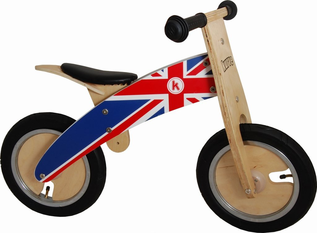 Take a Ride on Kiddimoto's Kurve Balance Bike ($85)