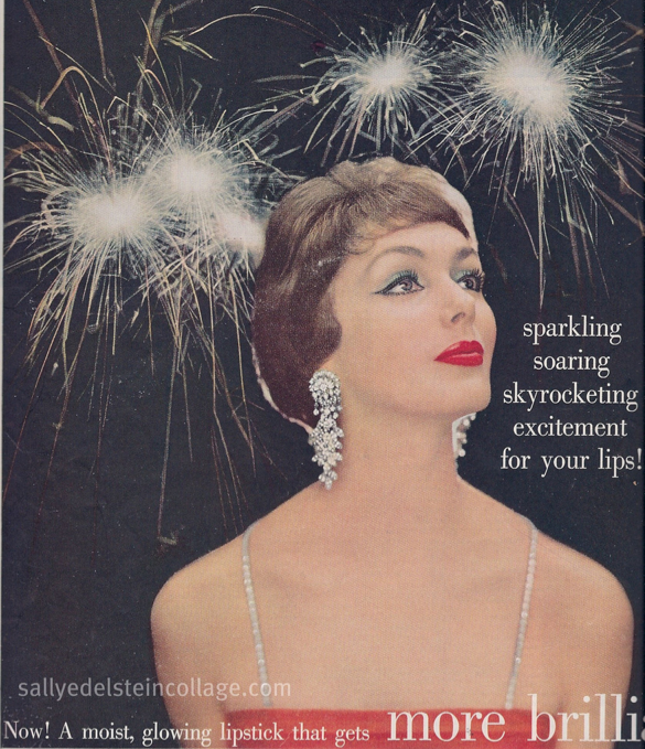 This lipstick puts the fireworks to shame!
