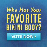 It's Time to Play the 2012 POPSUGAR Bikini Bracket!