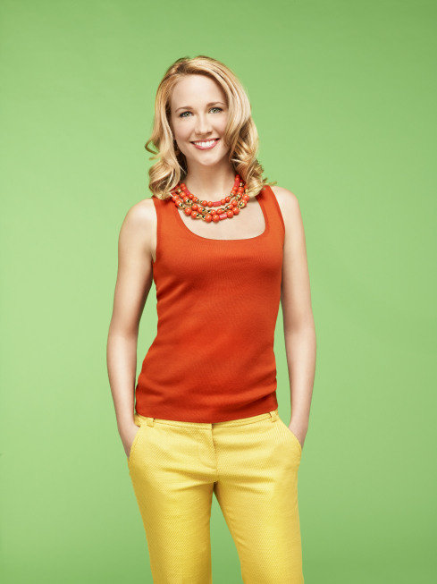 Anna Camp on The Mindy Project. Photo courtesy of Fox