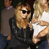 Nicole Richie Dines at Nobu in Malibu Pictures