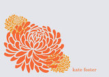 Modern Chrysanthemum Design