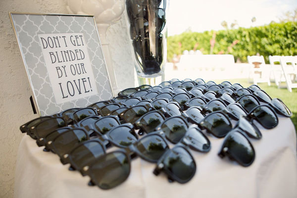 Sunglasses For Favors