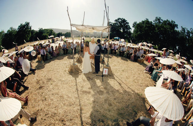 Ceremony Parasols
