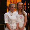 Kylie Wins Second Immunity Pin Challenge on MasterChef Australia 2012