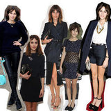 Alexa Chung's Top Ten Navy and Blue Outfits