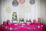 Retro Candy Table