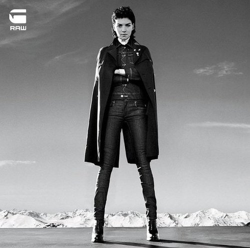 G-Star Raw Fall 2012 Ad Campaign