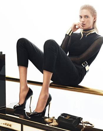 Giuseppe Zanotti Fall 2012 Ad Campaign 