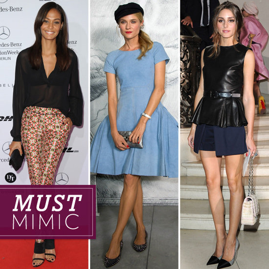 Steal the Spotlight in This Week's Top Star-Studded Looks