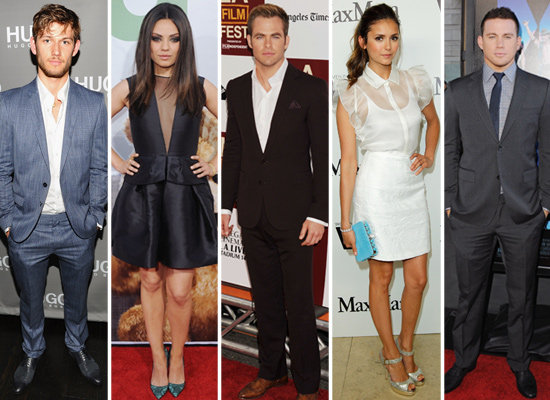 Fifty Shades of Grey Fan Picks: 19 More Actors Who Could Star in the Movie