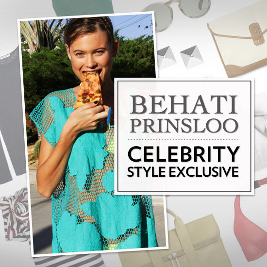 Behati Prinsloo Summer Style Pictures