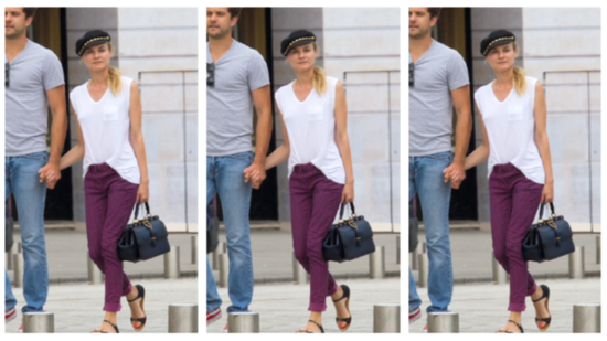 Channel Diane Kruger's Off-Duty Style in Paris