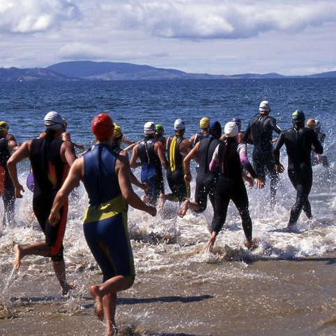 Open-Water Race Tips