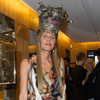 Anna Dello Russo Made It a Week in Chic Thanks to Her Killer Front Row Style: Snoop The Pics!