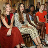 Pictures of Celebrities Front Row at 2013 Paris Haute Couture Fashion Week: Lea Michele, Jessica Alba, Olivia Palermo &amp; More