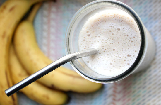 Low-Calorie Protein Smoothie For Workouts | POPSUGAR Fitness