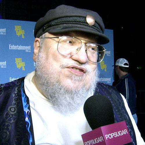 George R. R. Martin Interview at Comic-Con (Video)