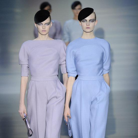 Armani Prive Fall 2012 Collection