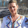 Kate Moss Vacation Pictures