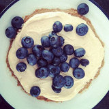 Blueberry Protein Breakfast Tart