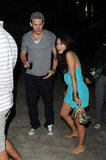 Channing Tatum and Jenna Dewan let loose at the Ischia Film Festival in July 2010.