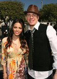 Channing Tatum and Jenna Dewan attended the 2007 Independent Spirit Awards together.