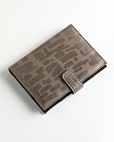 Cul-De-Sac Gray Print Ereader Cover With Kickstand ($10)