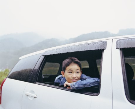 Preventing Car Sickness in Kids