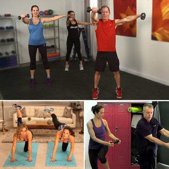 Work Out Like the Stars: 7 Exclusive Celebrity Trainer Workouts