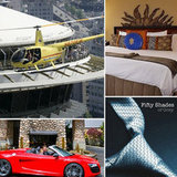 Sexy Fifty Shades Getaways Inspired by Grey