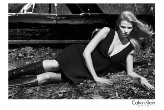 Calvin Klein Fall 2012 Ad Campaign 