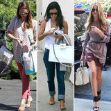 10 Fresh White Celebrity Bags to Carry All Summer!