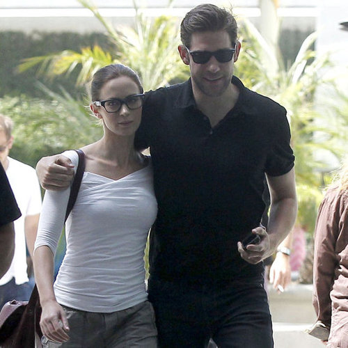 Emily Blunt and John Krasinski Second Wedding Anniversary