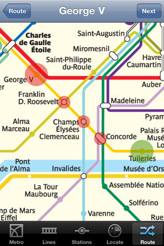 Metro Paris Subway ($1)