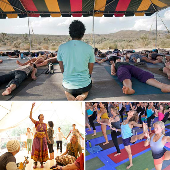 7 Fantastic Yoga Festivals For 2012