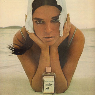 Vintage Summer Beauty Ads