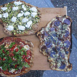 Grilled Pizzas to Feed a Crowd