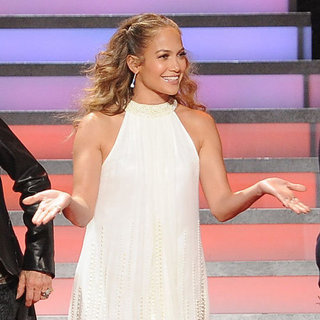 Jennifer Lopez Talks About American Idol (Video)