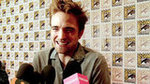 Video: Robert Pattinson Jokes About Dressing Up and Vampire Kristen at Comic-Con