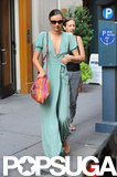 Miranda Kerr continued her NYC stay.