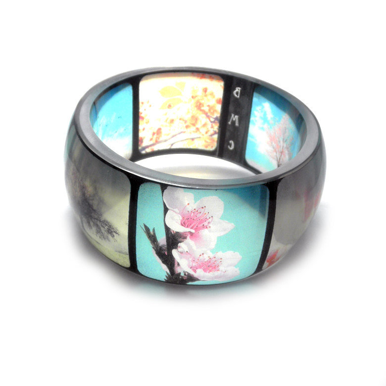 Nature Instagram Bangle