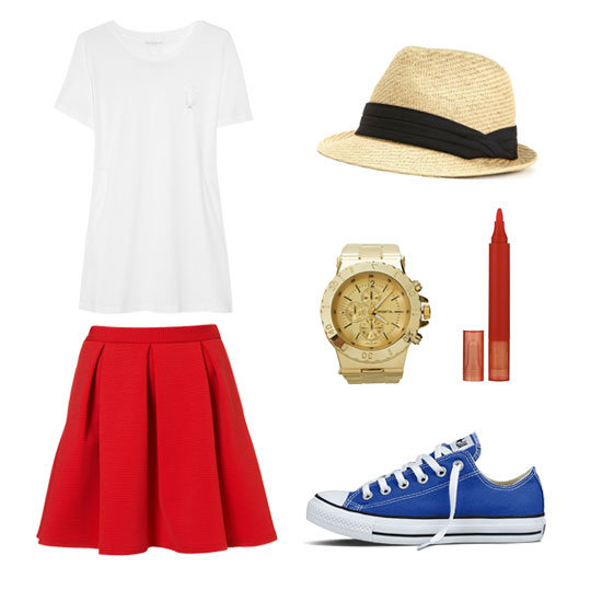 What to Wear For Bastille Day