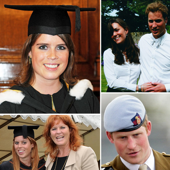 A Royal Graduation Photo Album