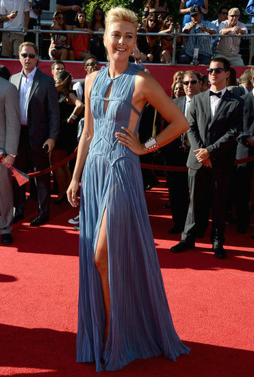 Maria Sharapova2012 ESPY Awards Red Carpet Showdown at the ESPY Awards