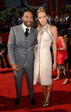 Matt Kemp with Cody Horn(2012 ESPY Awards)