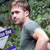 Ryan Gosling Pictures Hanging Out in LA