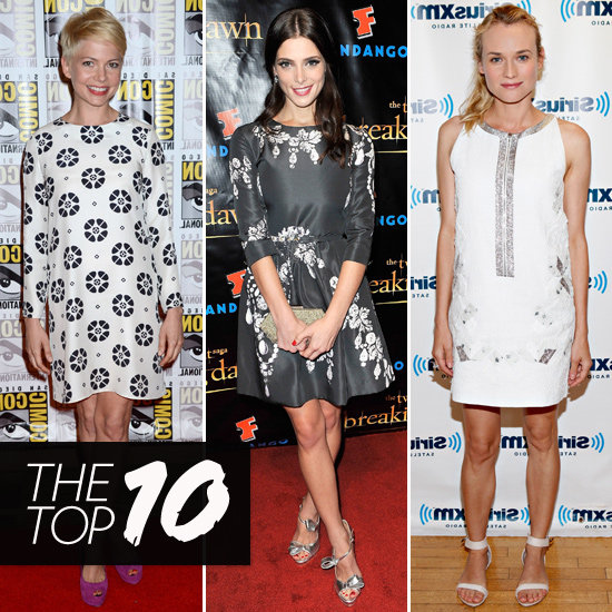 This Week's Envy-Inducing Style Setters
