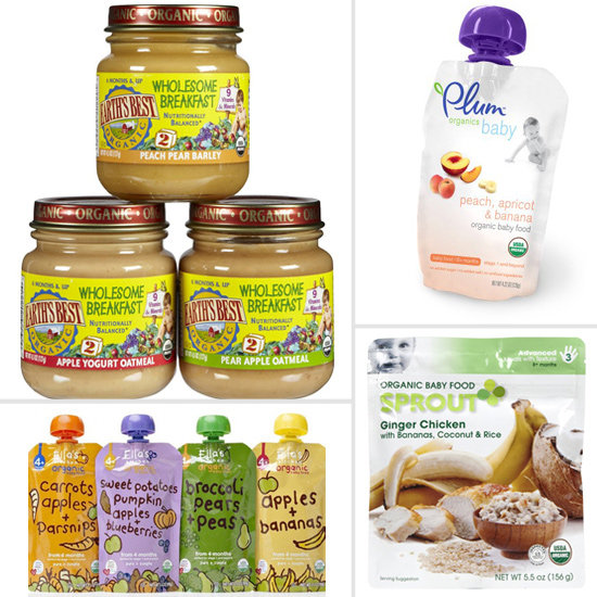 The Best Organic Baby Foods For Your Babe